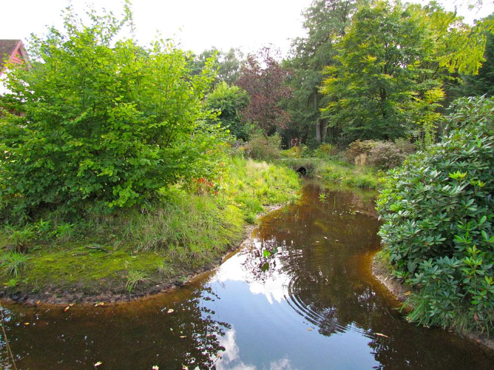 Water heidegoed 39 t kluenven for Waterpartij in de tuin